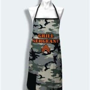Military Apron Grill Seargeant NEW